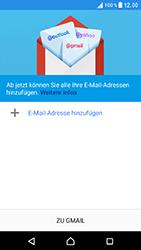Sony Xperia XZ - E-Mail - Konto einrichten (gmail) - Schritt 6