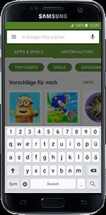Alcatel MiFi Y900 - Apps - Anwendung für das Smartphone herunterladen - Schritt 5