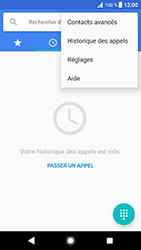 Sony Xperia XZ (F8331) - Android Oreo - Messagerie vocale - Configuration manuelle - Étape 5