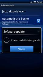 Sony Ericsson Xperia X10 - Software - Update - Schritt 9