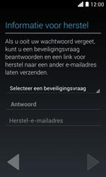 Huawei Ascend Y330 - Applicaties - Account aanmaken - Stap 12