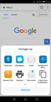 Huawei Y7 (2018) - Internet et roaming de données - Navigation sur Internet - Étape 21