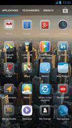 Alcatel One Touch Idol - Internet et roaming de données - navigation sur Internet - Étape 4