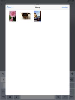 Apple iPad Air (2019) - iPadOS 13 - E-mail - e-mail versturen - Stap 11