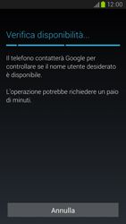 Samsung Galaxy S III LTE - Applicazioni - Configurazione del negozio applicazioni - Fase 9