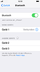 Apple iPhone 5s - Bluetooth - Geräte koppeln - 8 / 9