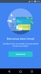 Sony Xperia X Compact - E-mail - 032c. Email wizard - Outlook - Étape 5