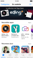 Apple iPhone 5c iOS 9 - Applications - Comment vérifier les mises à jour des applications - Étape 3