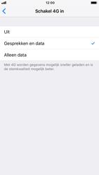 Apple iPhone 6s - iOS 12 - Netwerk - 4G/LTE inschakelen - Stap 7