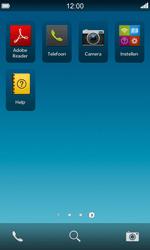 BlackBerry Z10 - E-mail - Handmatig instellen - Stap 3