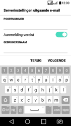 LG K4 (2017) (M160) - E-mail - Account instellen (POP3 zonder SMTP-verificatie) - Stap 18