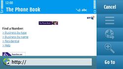 Nokia N97 - Internet - Internet browsing - Step 12