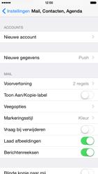 Apple iPhone 6 - E-mail - Handmatig instellen - Stap 5