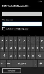 Nokia Lumia 630 - E-mail - Configuration manuelle - Étape 10