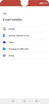 Wiko View 2 - E-mail - Handmatig instellen - Stap 8