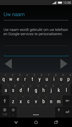 HTC Desire 610 - apps - account instellen - stap 6