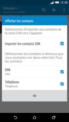 HTC Desire 816 - Contact, Appels, SMS/MMS - Ajouter un contact - Étape 4