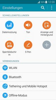 Samsung Galaxy Note 4 - Bluetooth - Verbinden von Geräten - Schritt 4