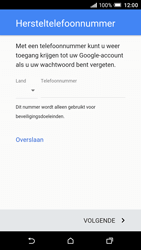 HTC One A9 - Applicaties - Account aanmaken - Stap 11