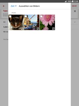 Samsung T555 Galaxy Tab A 9.7 - E-Mail - E-Mail versenden - Schritt 14