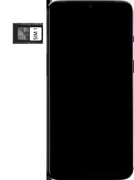 OnePlus 7 - Premiers pas - Insérer la carte SIM - Étape 4