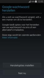 Samsung Galaxy Alpha (G850F) - apps - account instellen - stap 12