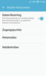Samsung G389 Galaxy Xcover 3 VE - Ausland - Auslandskosten vermeiden - Schritt 7