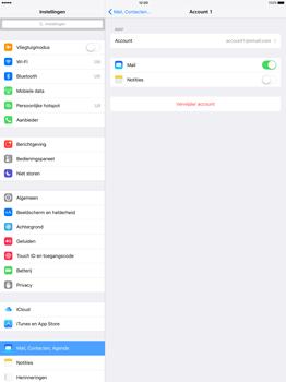 Apple iPad Pro 12.9 inch met iOS9 (Model A1652) - E-mail - Instellingen KPNMail controleren - Stap 6
