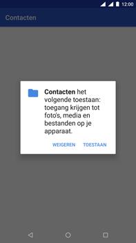 Nokia 6.1 Dual-SIM (TA-1043) - Contacten en data - Contacten overzetten via Bluetooth - Stap 7
