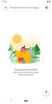 Google Pixel 3 - E-mails - Ajouter ou modifier votre compte Outlook - Étape 15