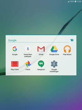 Samsung T815 Galaxy Tab S2 9.7 - E-mail - Handmatig instellen (gmail) - Stap 4