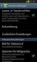 Samsung I9105P Galaxy S2 Plus - Anrufe - Rufumleitungen setzen und löschen - Schritt 6