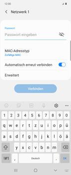 Samsung Galaxy Z flip - WiFi - WiFi-Konfiguration - Schritt 8