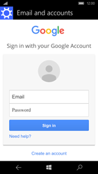 Microsoft Lumia 950 - Email - 032a. Email wizard - Gmail - Step 8