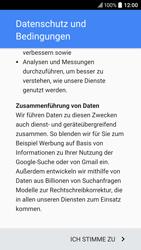 HTC 10 - Apps - Konto anlegen und einrichten - 15 / 22