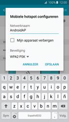 Samsung Galaxy S5 Neo (SM-G903F) - WiFi - Mobiele hotspot instellen - Stap 8