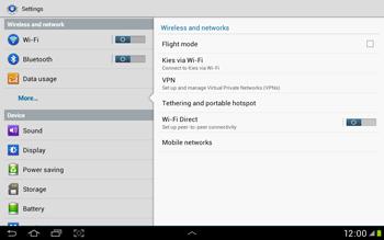 Samsung Galaxy Tab 2 10.1 - MMS - Manual configuration - Step 5