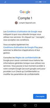 Huawei P Smart 2020 - E-mails - Ajouter ou modifier votre compte Gmail - Étape 10