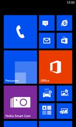 Nokia Lumia 925 - Bellen - in het buitenland - Stap 1