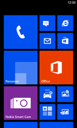Nokia Lumia 925 - E-mail - Account instellen (POP3 met SMTP-verificatie) - Stap 1