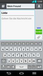 LG G2 - MMS - Erstellen und senden - 1 / 1