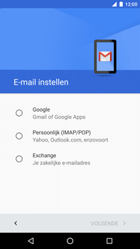 Huawei Google Nexus 6P - E-mail - Account instellen (POP3 zonder SMTP-verificatie) - Stap 7