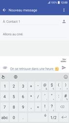 HTC 10 - Contact, Appels, SMS/MMS - Envoyer un MMS - Étape 13