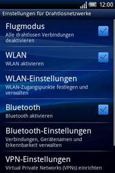 Sony Ericsson Xperia X8 - WLAN - Manuelle Konfiguration - Schritt 5