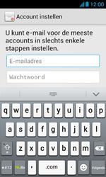 Huawei Ascend Y300 - E-mail - Account instellen (IMAP met SMTP-verificatie) - Stap 6