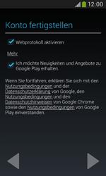 Samsung Galaxy Grand Neo - Apps - Konto anlegen und einrichten - 19 / 26