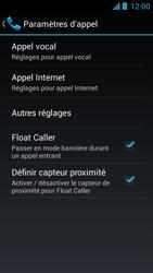Acer Liquid Z5 - Messagerie vocale - configuration manuelle - Étape 5