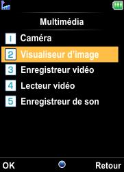 Bouygues Telecom Bc 101 - Photos, vidéos, musique - Envoyer une photo via Bluetooth - Étape 4