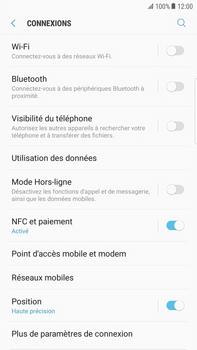 Samsung Galaxy S6 Edge+ - Android Nougat - Internet - activer ou désactiver - Étape 5