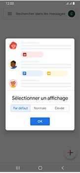 Samsung Galaxy A40 - E-mails - Ajouter ou modifier votre compte Gmail - Étape 15